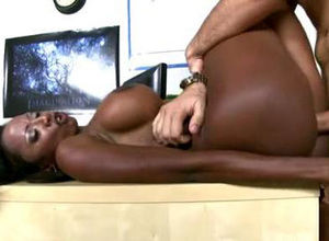 Phat  chocolate lady Diamond Jackson..