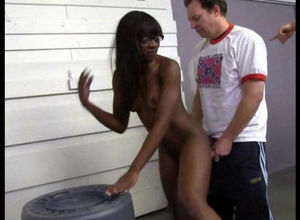 Her first-ever mass ejaculation video,..
