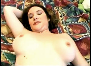 Super-hot romp with pretty big-titted..
