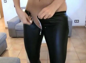 Super-naughty german damsel poked at..